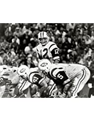 c69c359b9 New York Jets Joe Namath During Super Bowl III (3) 8x10 Action Photo Picture