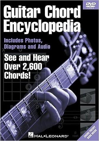Hal Leonard Guitar Chord Encyclopedia (DVD): Hal Leonard ...