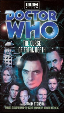 Doctor Who - The Curse of Fatal Death [VHS]