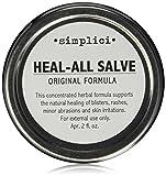 SIMPLICI Heal-All Salve (2 oz.) Healing Salve
