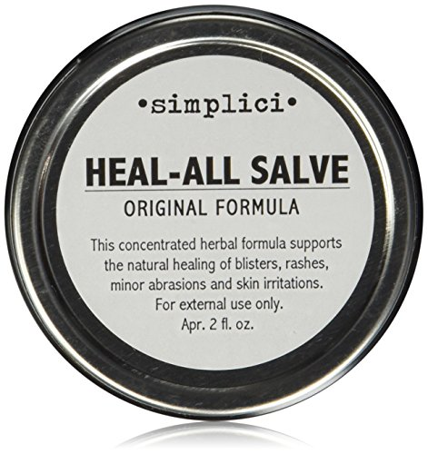 SIMPLICI Heal-All Salve (2 oz.) Healing - Echinacea Heal