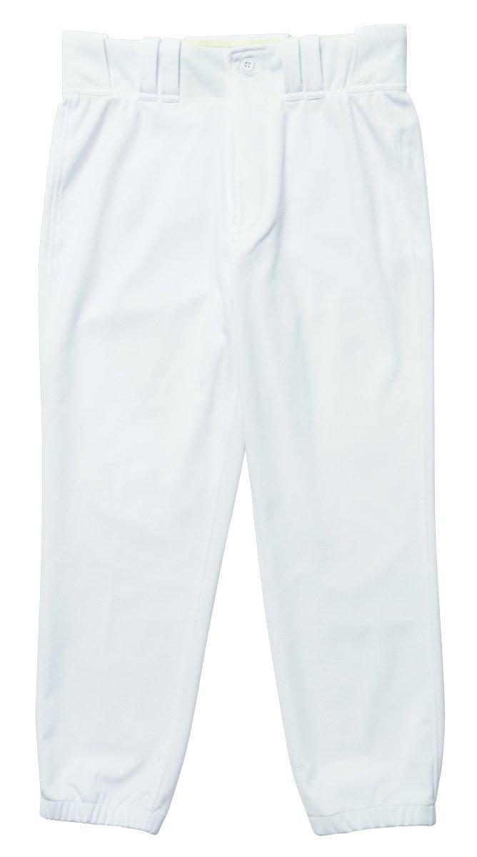 Majestic(マジェスティック) Authentic Practice Baseball Pants PRO Model Short【オーセンティック 練習用 ベースボールパンツ プロモデル ショート】 XM11-WHT1-MAJ-0005 B01N5M7VTF Small|ホワイト ホワイト Small