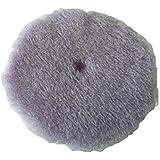 Lake Country Foamed Wool Buffing/Polishing Pad, 6.5-inch
