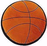 Ashley Furniture Signature Design - Grandlslam Basketball Decorative Pillow - Polyester Cover - Gen Now - Orange