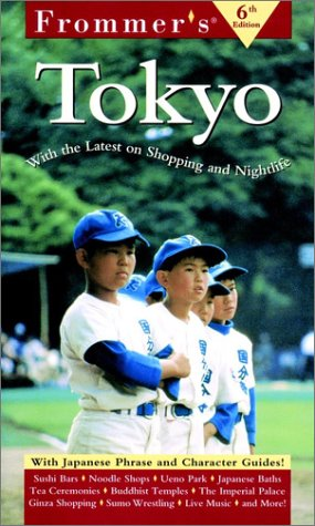 Frommer's Tokyo (Frommer's Complete Guides) pdf epub