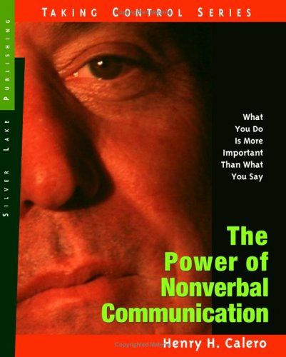 Read Online POWER OF NON-VERBAL COMMUNICATION (Taking Control) ebook