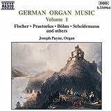 Vol. 1-German Organ Music