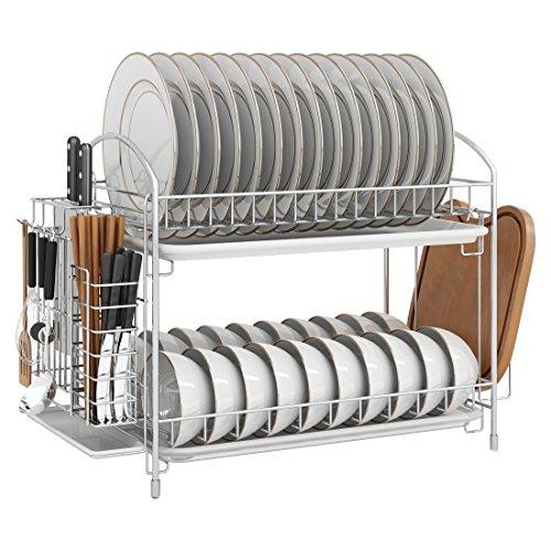 rust free dish rack - 4