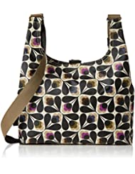 Orla Kiely Matt Laminated Sycamore Seed Print Midi Sling Bag,...
