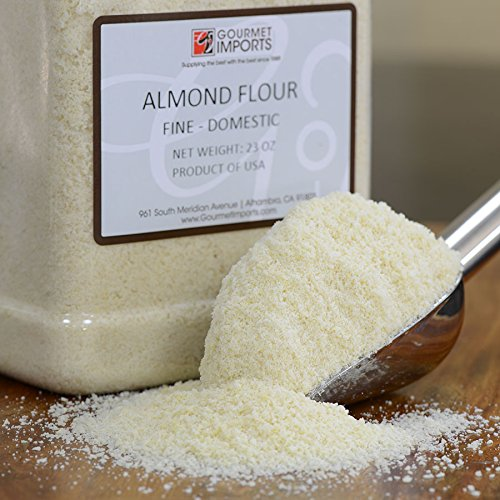 Almond Flour - Fine, in a Twist Off Jar - 1.44 lbs