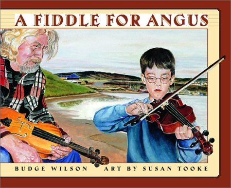 Read Online A Fiddle for Angus pdf