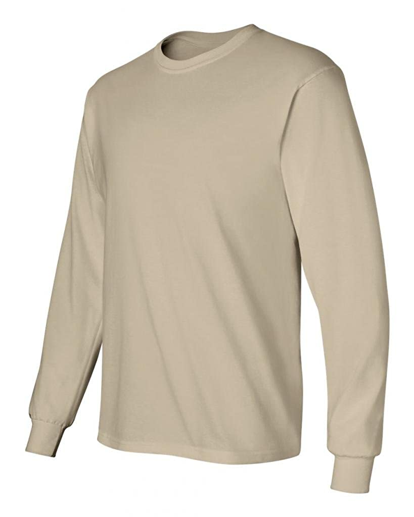 27f7f11d97a Gildan - Ultra Cotton Long Sleeve T-Shirt - 2400