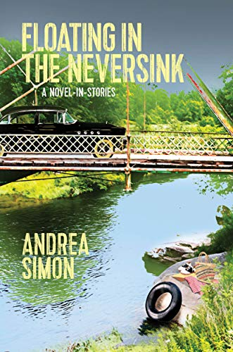 Floating in the Neversink by [Simon, Andrea]