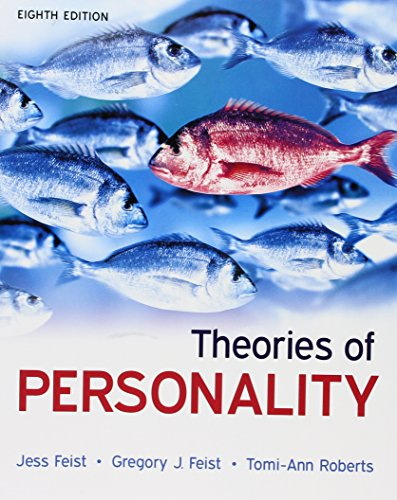 Theories of Personality with Connect Access Card