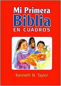 Mi Primera Biblia en Cuadros-RV 1960 (Spanish Edition