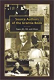 Source Authors of the Urantia Book : Papers 85-103, and Others, Manning, J. T., 0966670531