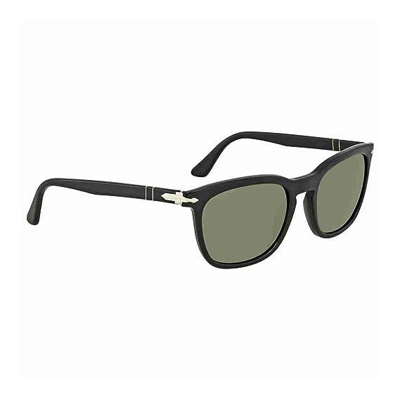 Persol Men s 0Po3193S 95 31 55 Sunglasses, (Black Green)  Amazon.co ... a074a5ac9993