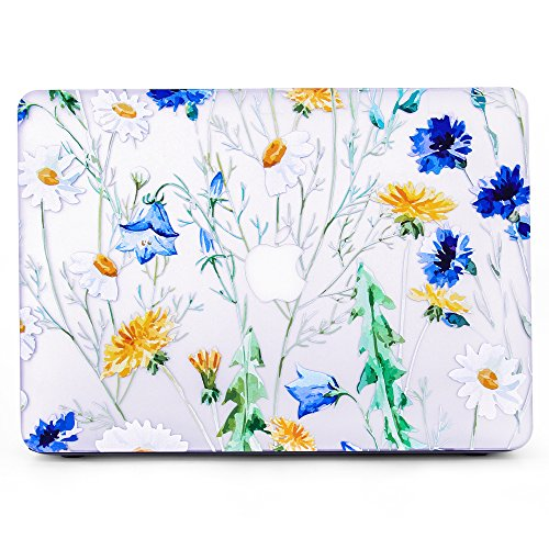 B BELK MacBook Air 11 Case, Ultra-Slim Light Weight Art Printing Coated Clear PC Hard Protective Case Cover For MacBook Air 11.6 Inch(Model:A1465/A1370)