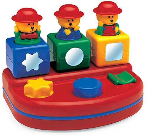 Tolo Toys Pop-Up Teddies (Tolo Activity Center)