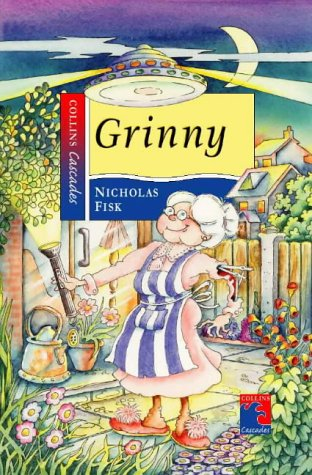 book cover of Grinny