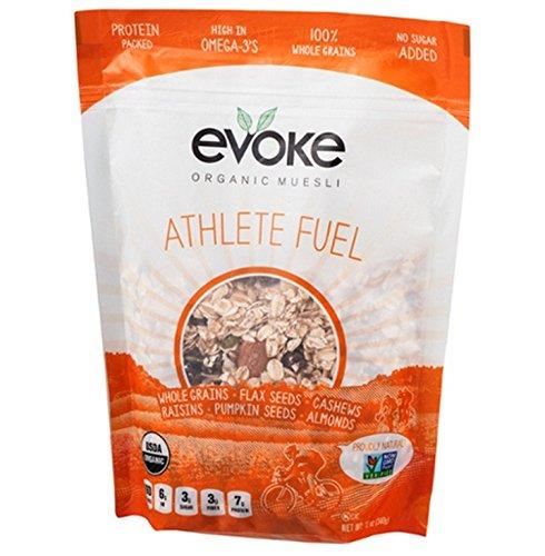 Evoke Healthy Foods  Muesli  Og2  Athlete Fuel   Pack Of 5