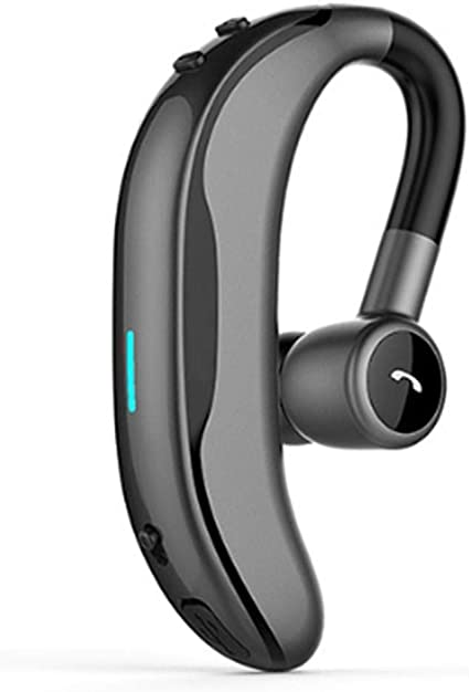 Anglotte Bluetooth Headset Bluetooth Earpiece Bluetooth 5.0 Wireless Headphones Noise Reduction Headset with Mic for Business//Workout//Driving