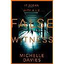 False Witness (DC Maggie Neville Book 3)