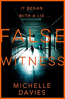 False Witness (DC Maggie Neville Book 3) by [Davies, Michelle]