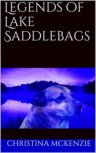 Legends of Lake Saddlebags (Old South Spectres Series Book (Saddle Old English Bag)