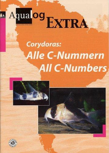Aqualog Extra: Corydoras - All C-Numbers (English and German Edition)