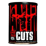 Animal Cuts - All-in-one Complete Fat Burner Supplement with Thermogenic and Metabolism Support - Energy Booster, Raspberry Ketones and Thyroid Complex - 42 Packs