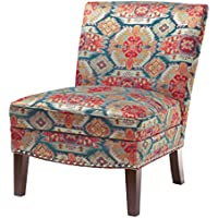 Slipper Accent Chair Hayden/Red