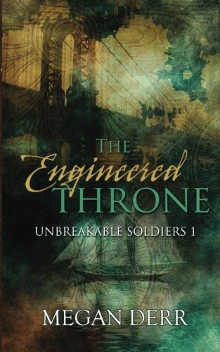 book cover of The Engineered Throne