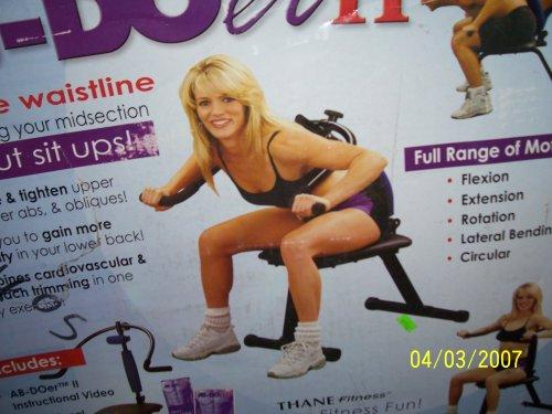 Ab-Doer II Exercise Machine