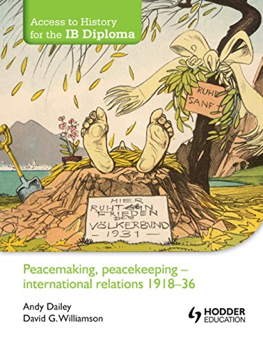 Access to History for the IB Diploma: Peacemaking, Peacekeeping - International Relations 1918-36
