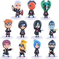 Stylish mini model of NARUTO eleven figure as a set