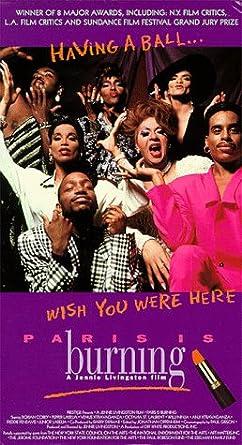 Paris Is Burning [USA] [VHS]: Amazon.es: Carmen and Brooke ...