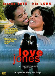 Book Cover: Love Jones