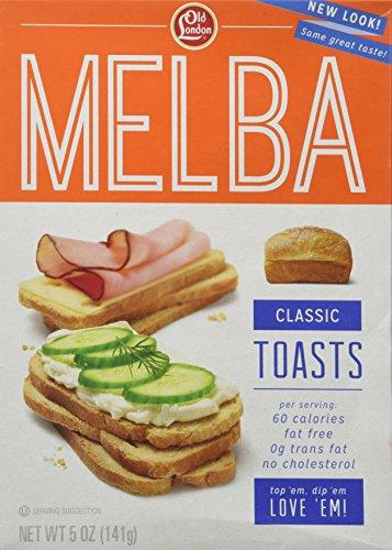 Toast Snack - Old London Melba Toast Classic 5 oz