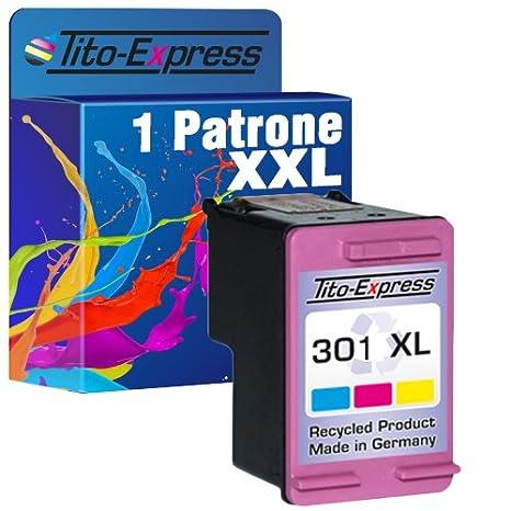 PlatinumSeries 1 cartucho compatible para HP 301 XL Color ...