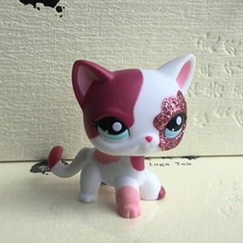 Amazon.com: Gozebra(TM) Littlest Pet Shop Collection LPS ...