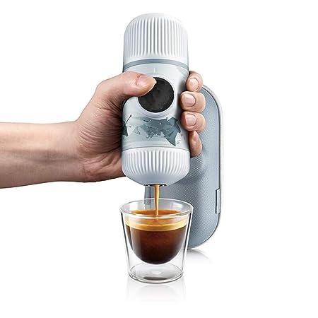 Ouqian-KT Portátil Máquina de Espresso Mini Press Cafetera ...