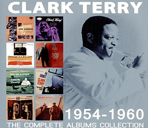 Complete Albums Collection: 1954-1960 (4CD Box Set) (Terry Clark Songs)