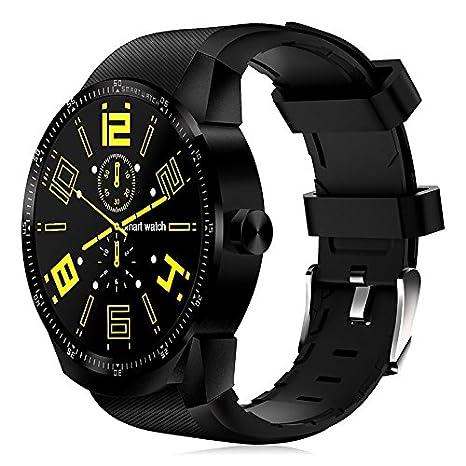 Lemumu K98H Hombres Mujer Smartwatch 3G 4GB ROM IP54 GPS ...