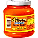 Reeses All Natural Peanut Butter Sauce, 4.5 Pound -- 6 per case.