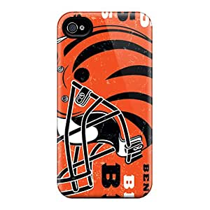 ColtonMorrill Iphone 6 Shock Absorbent Cell-phone Hard Covers Support Personal Customs Beautiful Cincinnati Bengals Skin [SYj18849zKZU]
