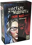 Van Ryder Games Hostage Negotiator Crime Wave Board Games