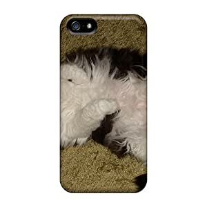 Hot PFJ63409afhE My Fat Cat Cases Covers Compatible With Iphone 5/5s