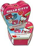 Hello Kitty 4 Card Games
