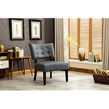 Amazon Com Roundhill Furniture Ac002gy Bally Blended Grey